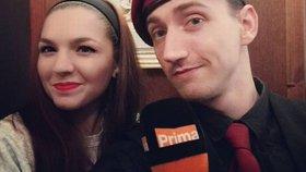Kristýna Ullrichová si vzala na paškál Martina Rotu a bylo to divoké. Foto: