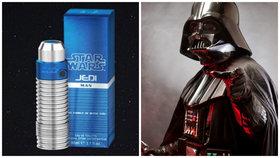 Parfém Star Wars musíte mít! Foto: