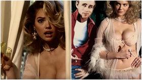 Kate Upton v novém sexy videu Foto: