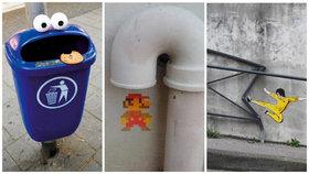 Když je vandalismus cool. Foto: