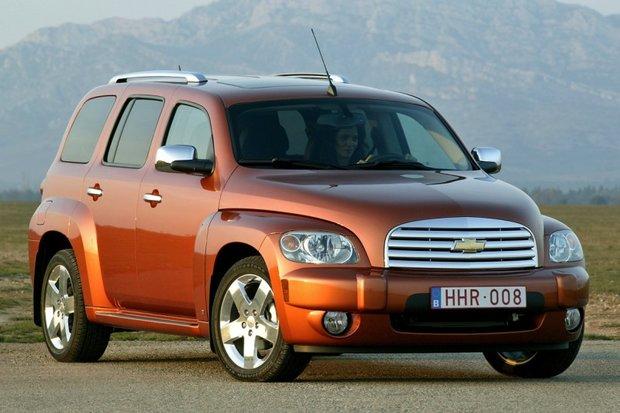Chevrolet HHR Foto: