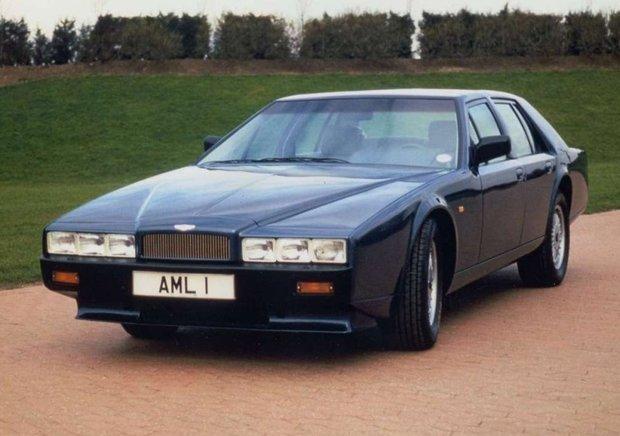 Aston Martin Lagonda Foto:
