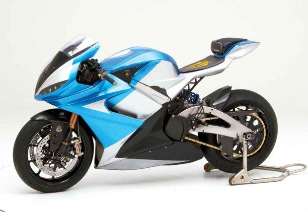 Nejrychlejší motorky světa - Lightning LS-218 Foto: