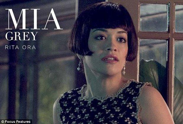 Rita Ora v roli Mii Foto: