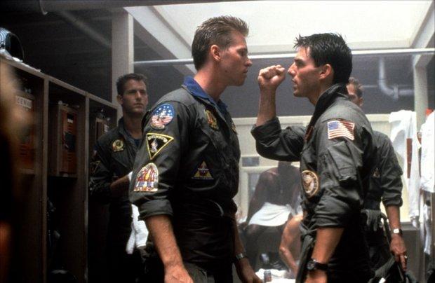 Top Gun 1986 Foto: