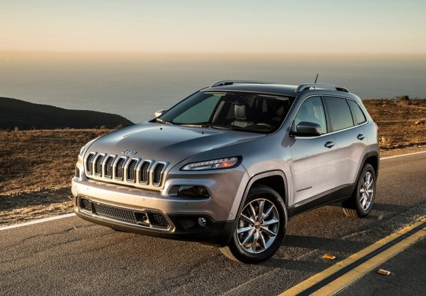 Jeep Cherokee Foto: