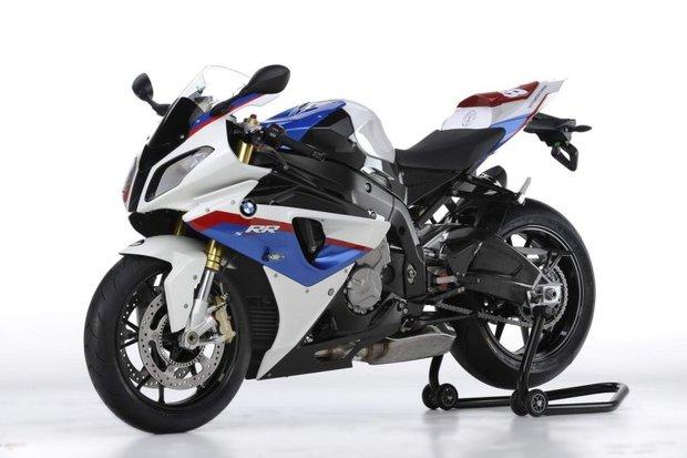 Nejrychlejší motorky světa - BMW S1000RR Foto: