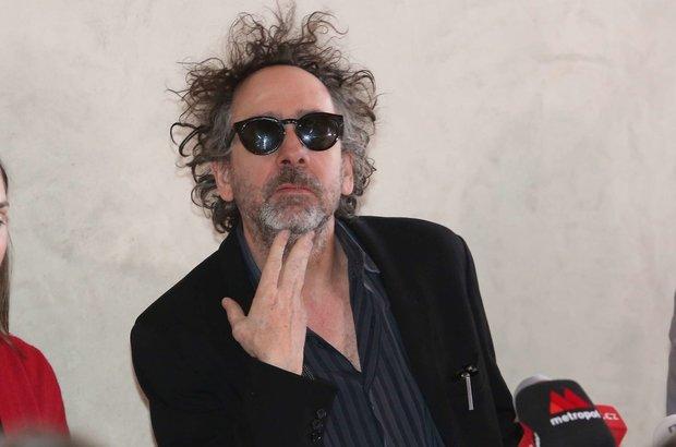 Tim Burton je typický excentrický umělec Foto: