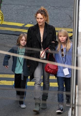 S Vanessou Paradis má Johnny Depp dceru Lily Rose a syna Jacka Foto: