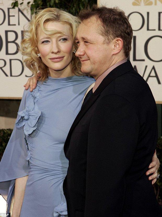 Cate s manželem Andrewem Uptonem Foto: