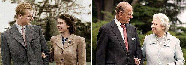 Její manželství je pro veřejnost důvod k závisti. S manželem jsou spolu už skoro 65 let a budou i do své smrti. Je to jedna celoživotní láska.  Foto: