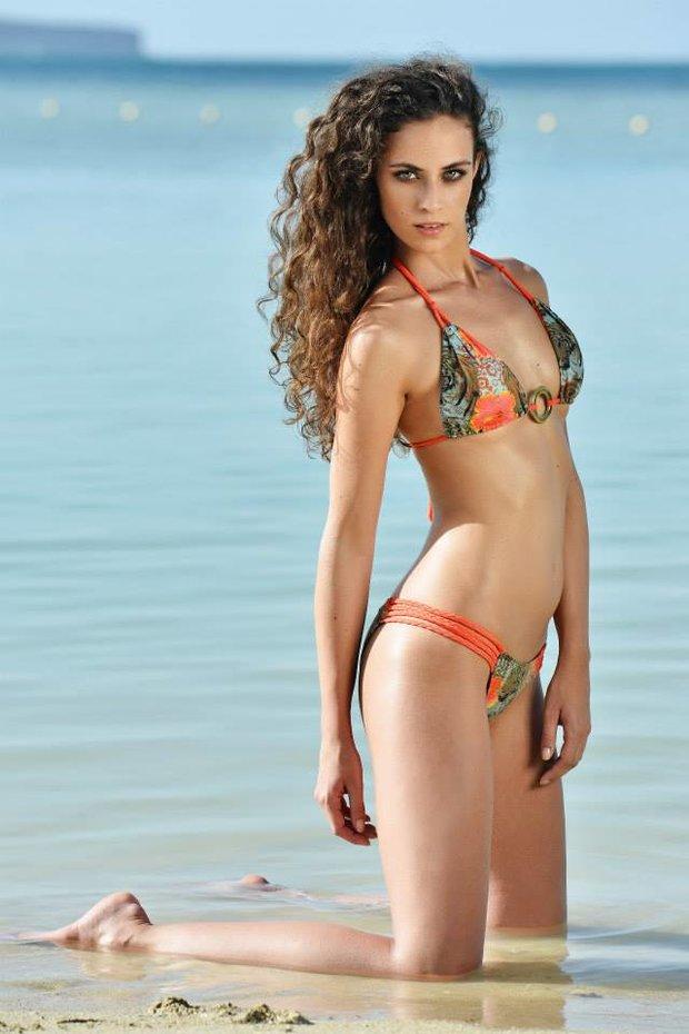 Tereza Skoumalová s číslem 7 na  Mauriciu Foto: facebook