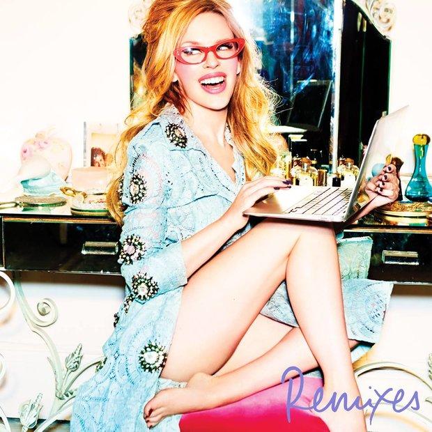 Kylie Minogue má zlomené srdce! Foto: Parlophonemusic