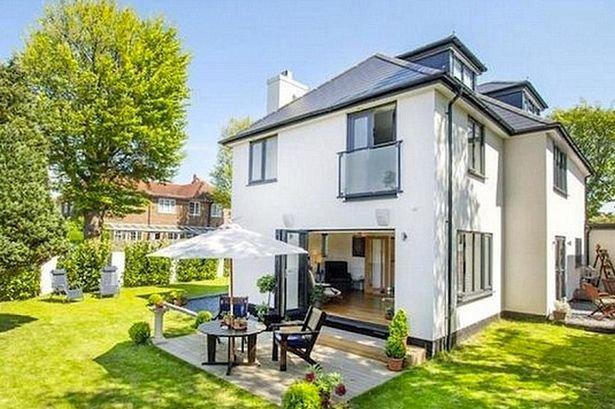 Zoella - její nový dům Foto: