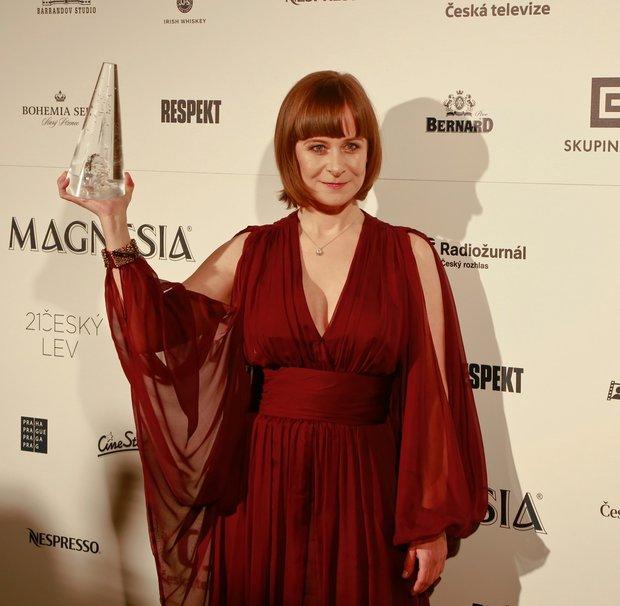 Petra Špalková si před rokem lva odnesla Foto: