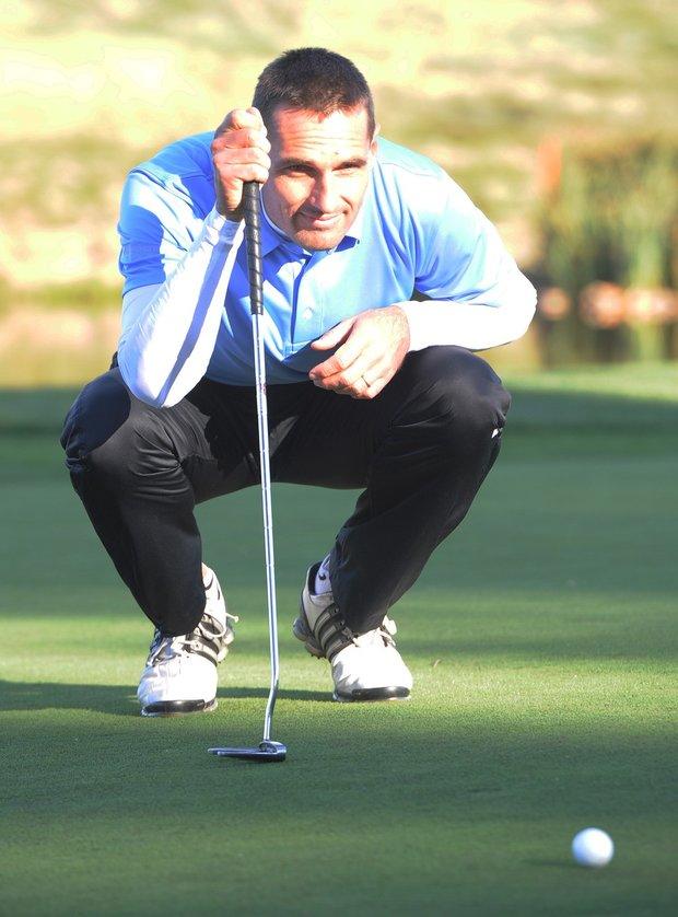 Roman Šebrle neumí odpočívat pasivně. Nejraději relaxuje golfem. Foto: