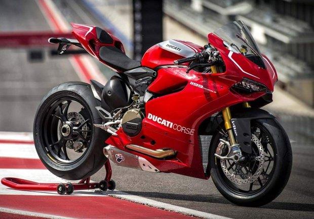 Nejrychlejší motorky světa - Ducati Panigale Foto: