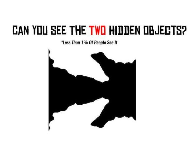 Najdete ukryté předměty? Foto: