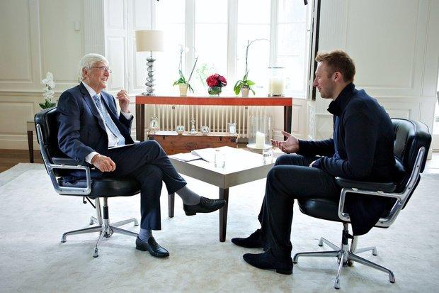Ian Thorpe přiznal homosexualitu v rozhovoru s britským moderátorem Michaelem Parkinsonem. Foto: profimedia