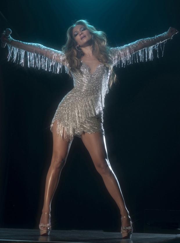 Zpěvačka Jennifer Lopez Foto: isifa.com