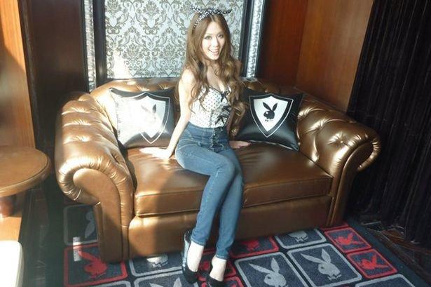 Felixia se stala první Malajsijkou, která se dostala na stránky Playboye. Foto: instagram