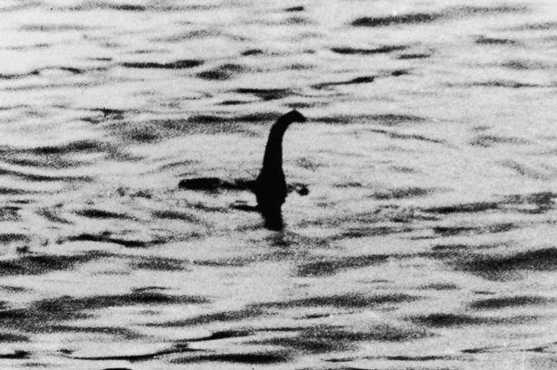 První fotografie Lochnesky z roku 1934 Foto: