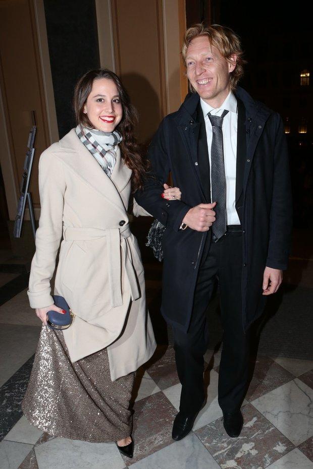Loni měl těsně po zvláštním rozchodu s modelkou Janou Doležalovou Foto: