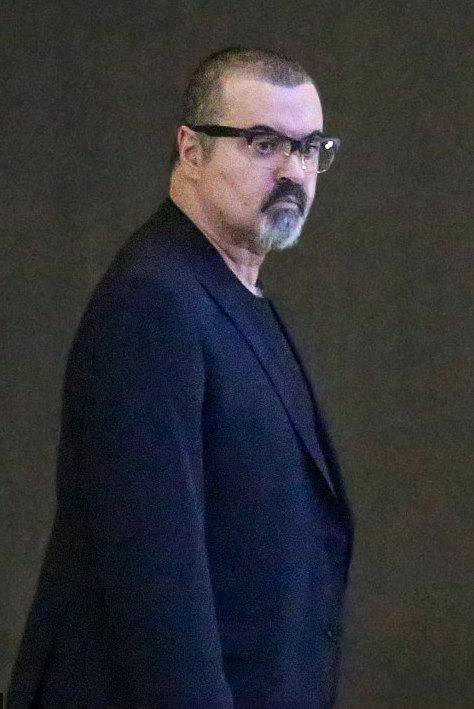Zpěvák George Michael dnes! Foto: