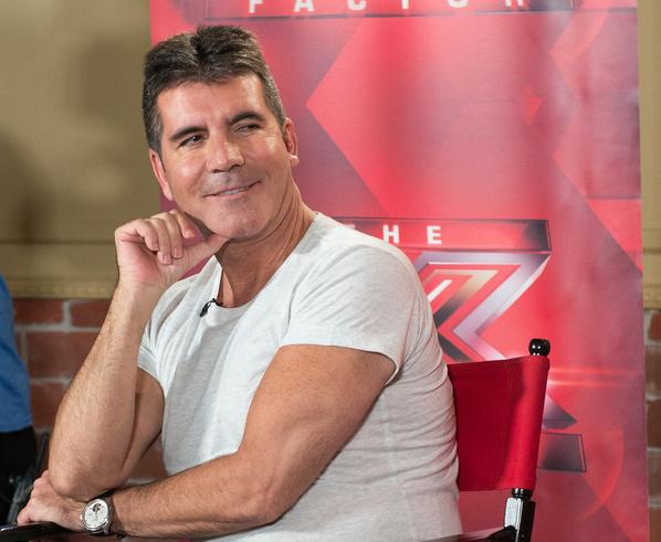 X Factor - Simon Cowell - Obrázek 1