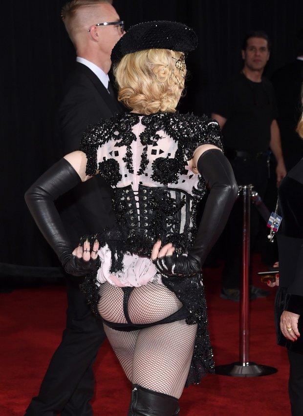 Madonna ještě pořát umí strhnout všechnu pozornost na sebe Foto: