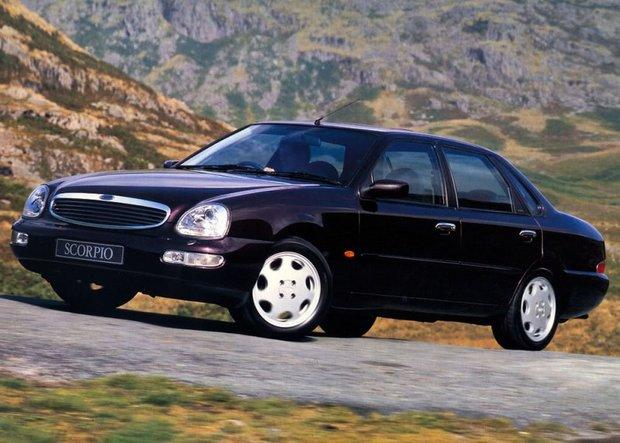 Ford Scorpio Foto: