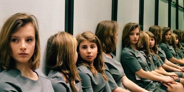 Kolik dívek je na fotce? Foto: