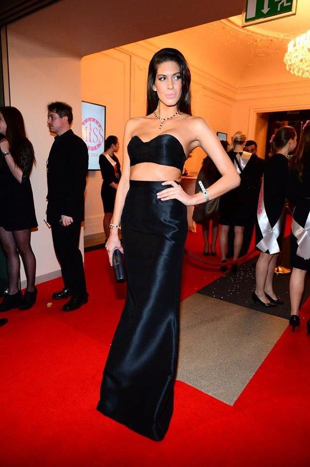 Aneta Vignerová na finále Miss Foto: facebook