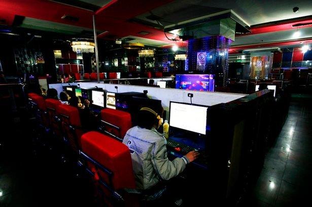 Číňanka porodila v internetové kavárně - Obrázek 2 Foto: