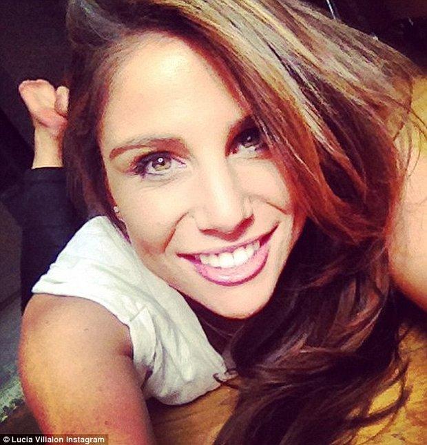 Lucia je krásná, my se Cristianovi nedivíme...tedy jestli to je pravda Foto: