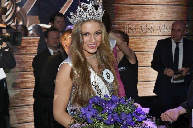 Karolína Mališová se umístila na třetím místě Foto:
