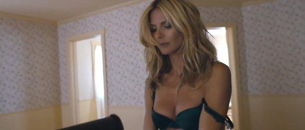 Sia má nový klip! Podívejte se na nahou Heidi Klum v náručí sexy herce z Hry o trůny! - Obrázek 5 Foto: