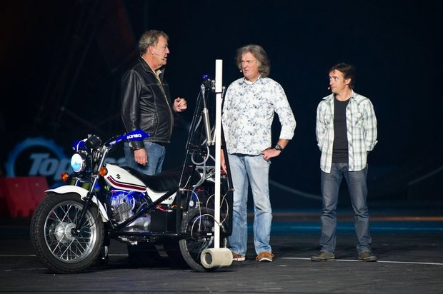 Top Gear Live 4 Foto: