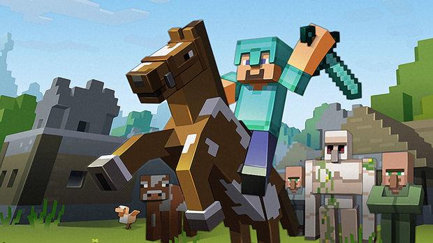 Nejprodávanější počítačové hry - Minecraft Foto: