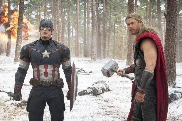 Avengers: Age of Ultron Foto: