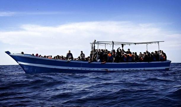 Migranti si vybírají Evropu se záměrem, není to tak, že by jim ležela jako první na ráně.  Foto:
