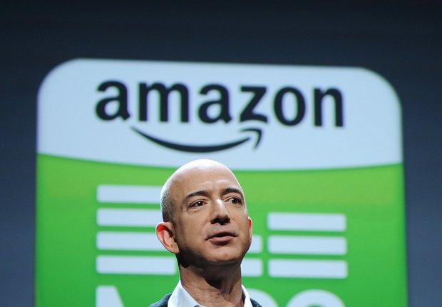 Jeff Bezos Foto: