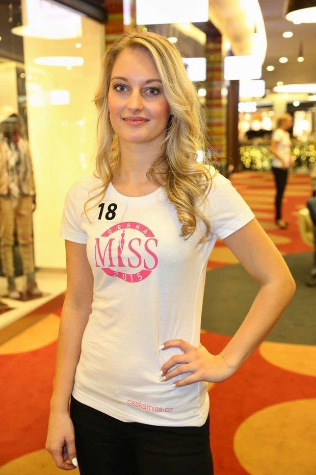 Sympatická semifinalistka Nikola Foto: