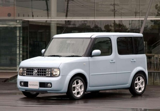 Nissan Cube Foto:
