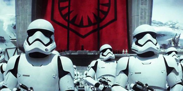 Star Wars 7 teaser 2 Foto: