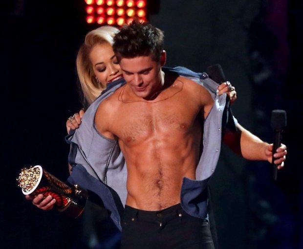 Letošní MTV Movie Awards  Foto: