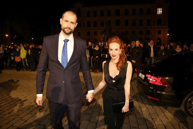 Táňa Pauhofová se těší na roli Lídy Baarové ve filmu, který se chystá natočit Filip Renč Foto: