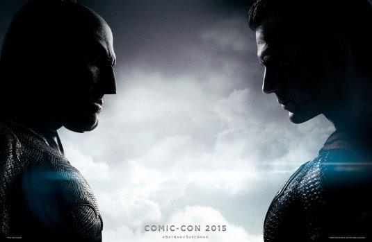 Batman vs. Superman - filmové plakáty - Obrázek 1 Foto: